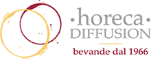 Horeca Diffusion | Distribuzione Birra e Bevande dal 1966 Logo